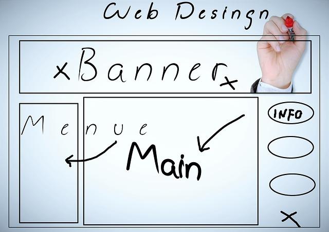 Diseñando la estructura de una web